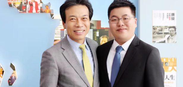 尚安必驰创始人与打工皇帝唐骏畅谈未来IT行业发展