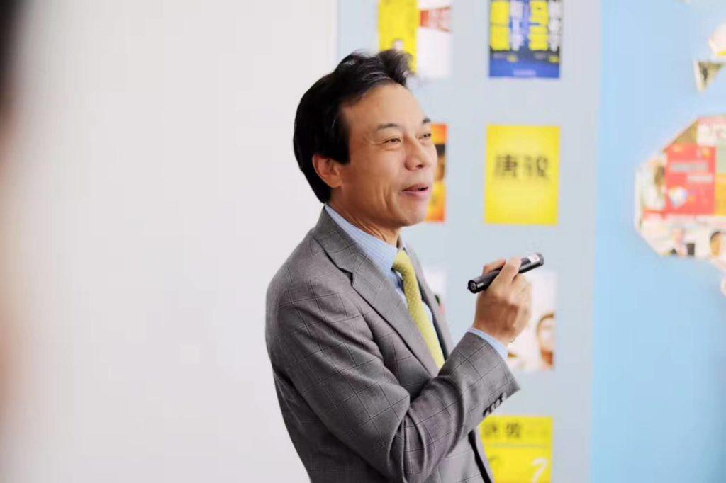尚安必驰创始人与打工皇帝唐骏畅谈未来IT行业发展-上海赛基特信息科技有限公司