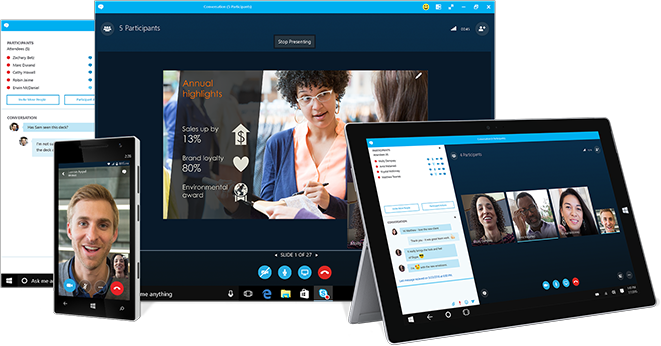 Skype for Business企业语音解决方案-上海赛基特信息科技有限公司