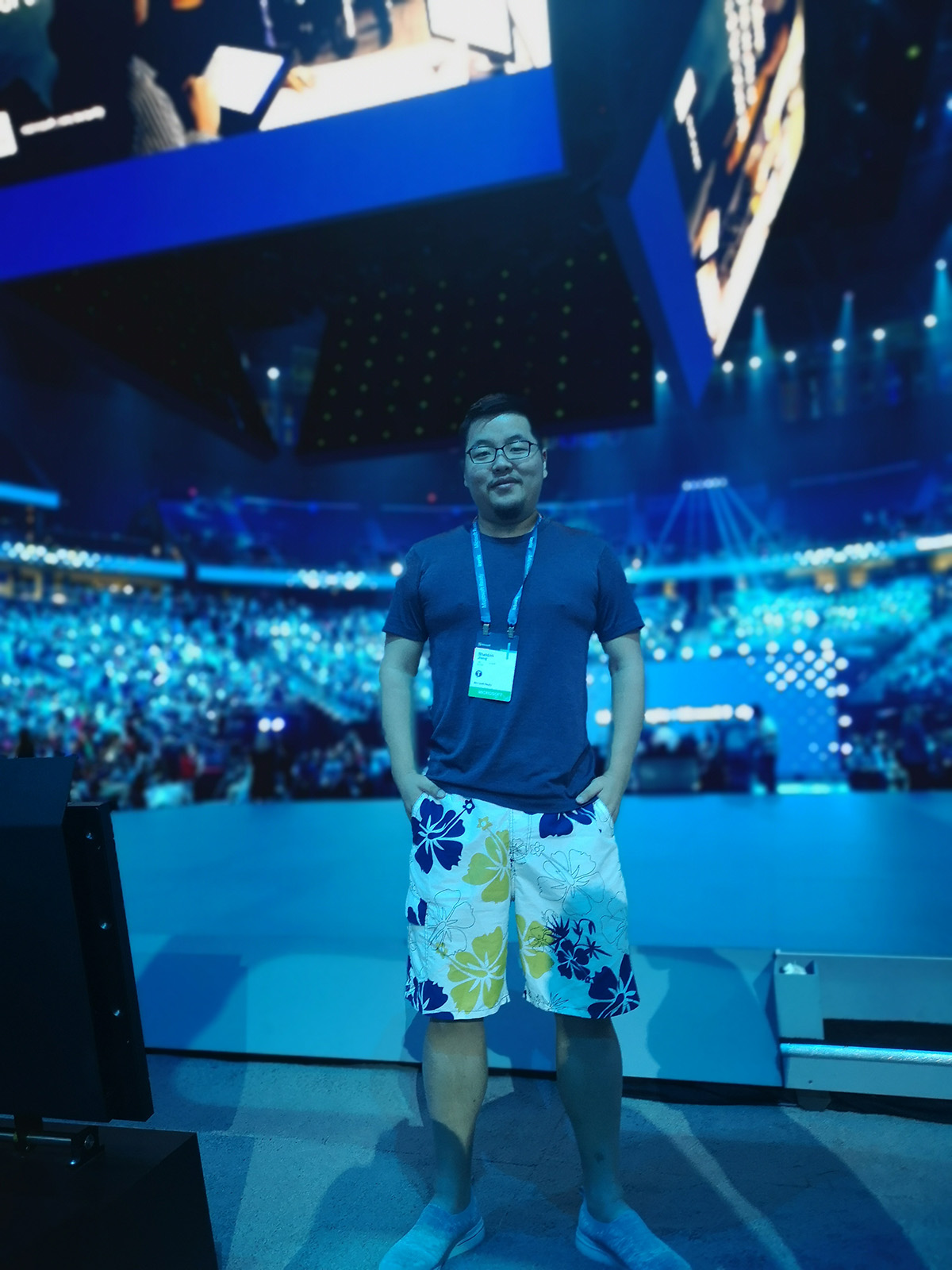 首席执行官蒋先生受邀参加Microsoft Inspire 2019-上海赛基特信息科技有限公司